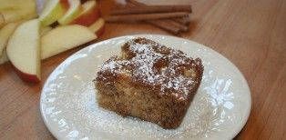 Grandma�s Apple Cake GF - In Flora's Kitchen