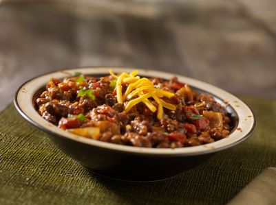 Image of Alyson's Vegetarian Chili, Spark Recipes