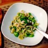 Spring Green Pasta with Shrimp