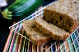 Healthy Whole Grain Zucchini Bread