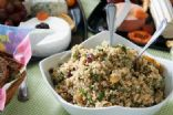 Cranberry-Orange Quinoa Salad