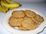 Vegan Peanut Butter & Maple Cookies