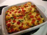 Mediterranean Breakfast Casserole