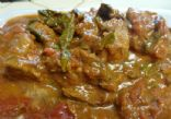 Lamb and dried plum stew