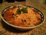 Zoe's Pumpkin Chili