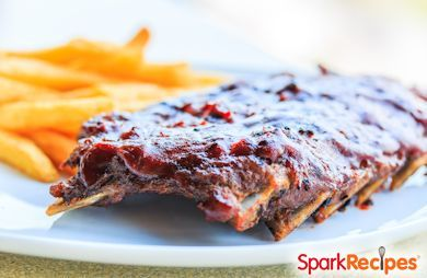 Restaurant-Style Baby Back Ribs