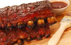 Kentucky Beef Ribs & Bourbon BBQ Sauce