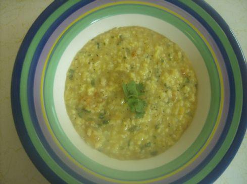 Lentil Soup ( Dahl)