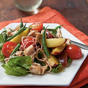 Cooking Light - Spanish-style Tuna and Potato Salad