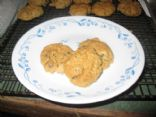 Peanut Butter Oatmeal Chocolate Chip Cookies gluten Free