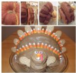 Easy Turkey Cake Recipe