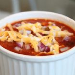 Barbecue Chicken Chili