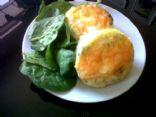 Mini Quiches - Spinach, Turkey and Ricotta