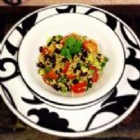 Clean Eating's Quinoa and Black Bean Salad