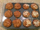 Seasonal Breakfast Muffins