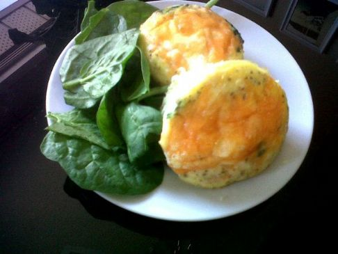 Mini Quiches - Spinach, Turkey and Ricotta