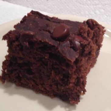 Sugar Free Chocolate Zucchini Cake