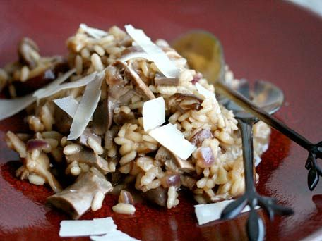 Mushroom Lover's Risotto