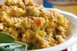 Apple pecan cornbread stuffing