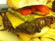 Black Bean Veggie Burgers