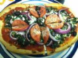 HG Great Greek Pizza