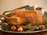 Roast Goose & Stuffing