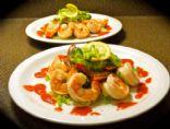 HCG Phase 2 - Shrimp Cocktail Salad