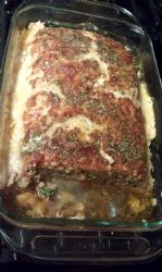 Best Ever Turkey Meatloaf