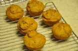 Pumpkin Cup Cakes (serv = 1 cupcake)