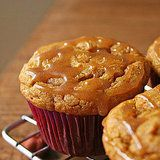Gluten-free, vegan pumpkin chocolate chip muffins