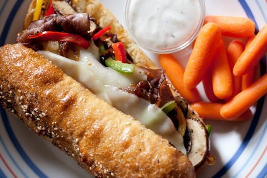 Lean Philly Cheesesteak 
