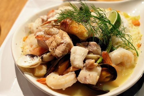 Creole Bouillabaisse, 1 c