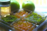 Orange-Green Tomato Relish
