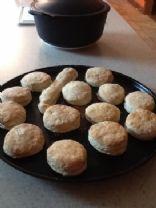 Daddy Mac's Buttermilk Biscuits