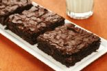 High Fiber Brownies
