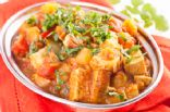 Tofu and Squash Curry