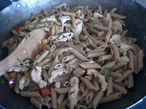 Another Chicken Stir Fry