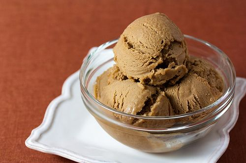 Coffee Hazelnut Ice cream