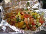 Shrimp & Basil Pouches