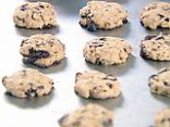 Ellie Krieger's Kitchen Sink Cookies serving = 2 cookies