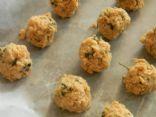 Asian Meatless Miniballs