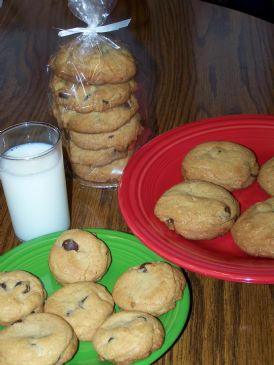 Anne's Chocolate Chip Cookies
