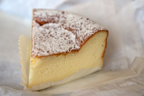 Cheese Cake - Japanese