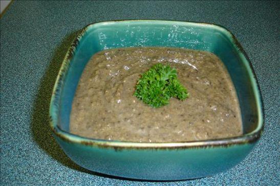 Rawkin Creamy Portabella Mushroom Soup