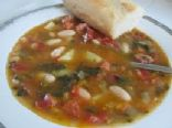 Kale and Cannelini Bean Soup