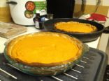 SWEET POTATO PIE WITH SPLENDA