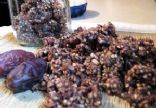 Choco Crunchy Munchy Buckwheat Snacks