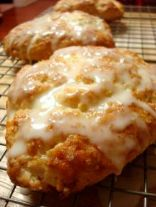 Cinnamon Bun Scone
