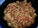 Ground turkey tomato sauce