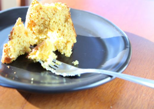 Corn Cake - using frozzen corn